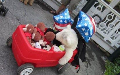 Cazenovia Public Library to lead Annual Teddy Bear Parade