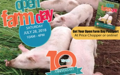 Madison County Open Farm Day returns July 28