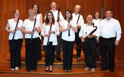 Silverwood Clarinet Choir to perform in Syracuse Aug. 1