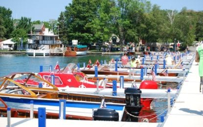 Antique and Classic Boat Show returns this weekend