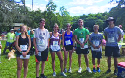 Runner support Watershed Shuffle