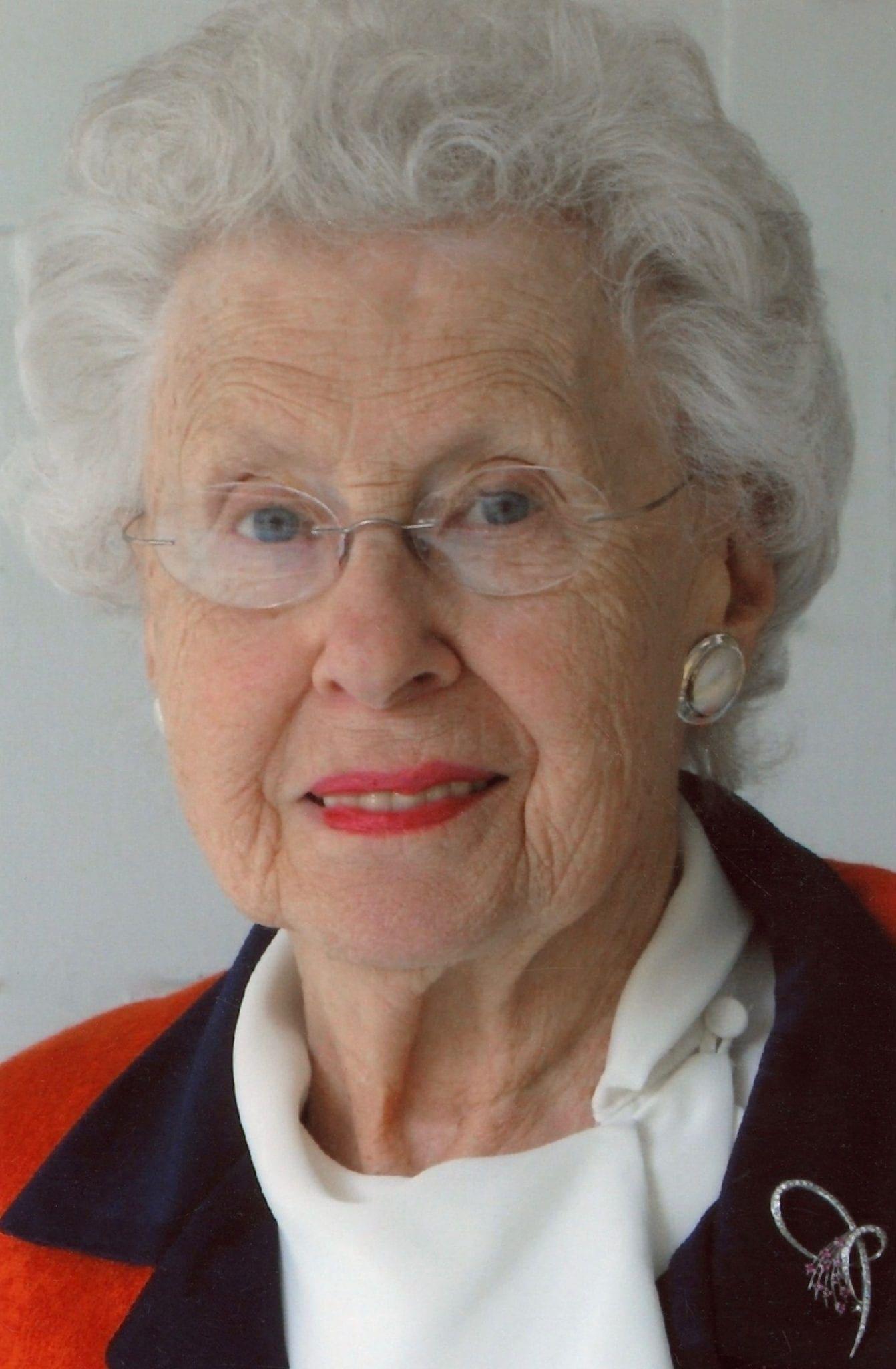 Joanne Zinsmeister Yarwood, 91