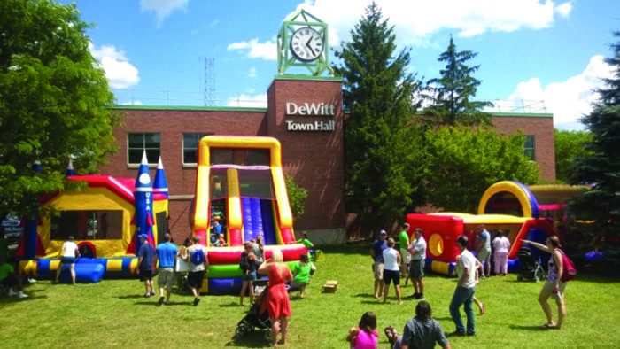 DeWitt to celebrate 50 years of Canal Day