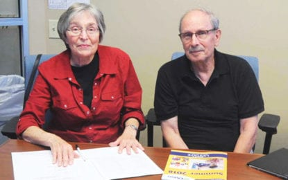 VOLUNTEER OF THE MONTH — AUGUST 2018: Diana Biro and Eric Rogers – Oasis and more