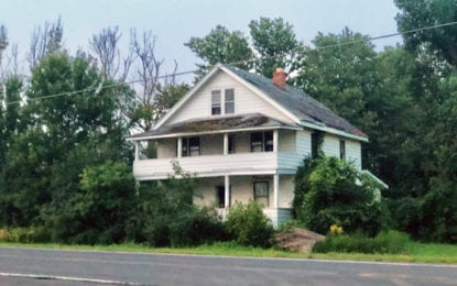 DeWitt to demolish vacant houses for trails, sidewalks planned on Jamesville Road