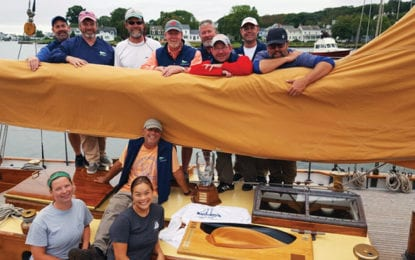 WBYC Sailors ready to defend title in Martha's Vineyard schooner race