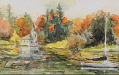 Skaneateles Artisans features the work of Ed Levine