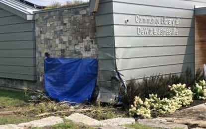 Jamesville teen killed in one-car crash