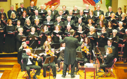 MasterWorks Chorale to hold auditions