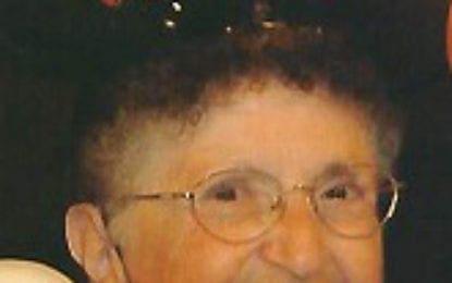 Margaret Johnson, 89