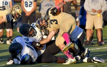 C-NS football puts away West Genesee, moves to 5-0