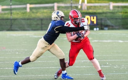 Football Bees fall to West Genesee, 35-0
