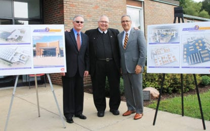 Christian Brothers Academy kicks off $11 million capital campaign