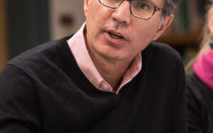 Political scientist and author to discuss civility