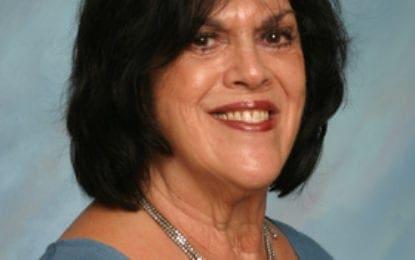 Schotz to receive Hannah G. Solomon Award