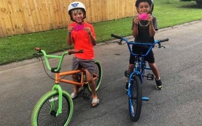 Village of East Syracuse announces part two of helmet safety program