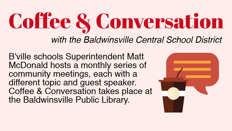 Coffee and Conversation: County legislators help secure SROs for B'ville schools