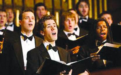 Cornell Glee Club to visit Skaneateles