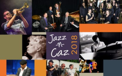 17th Annual Jazz-N-Caz Begins Sept. 13