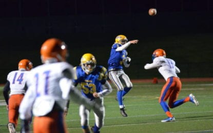 Caz football to challenge Skaneateles in Class B sectional final