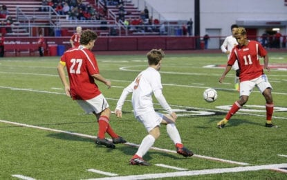 B'ville boys soccer survives RFA in AA sectionals
