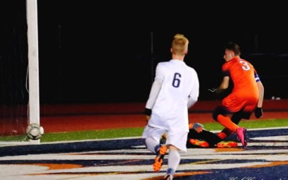 Liverpool, C-NS boys soccer to meet in sectional semifinal