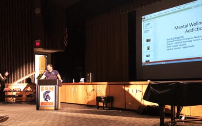 Eastside School Coalition teaches parents about drugs, teen addiction