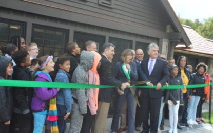 Green Lakes opens Environmental Education Center