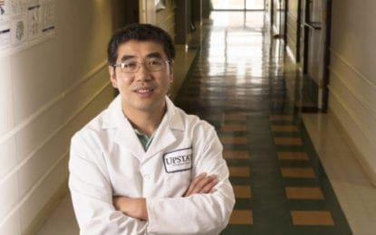 Jamesville PhD awarded $1.5 million NIH grant