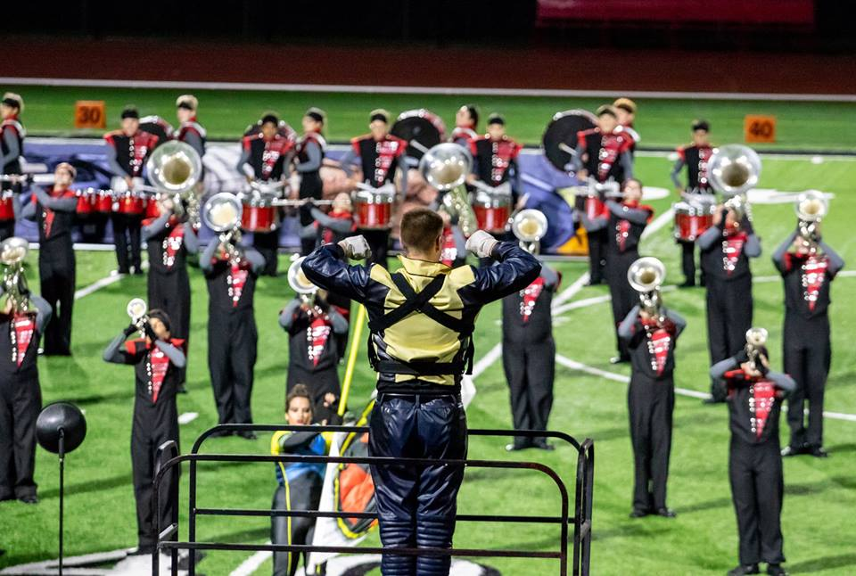 Marching Bees head to Nashville for competition