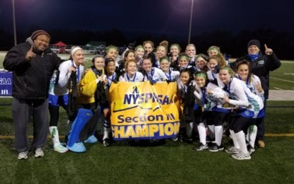 C-NS field hockey topples B'ville for sectional Class A title