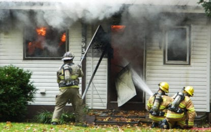 Home a 'total loss' in Delphi Falls fire
