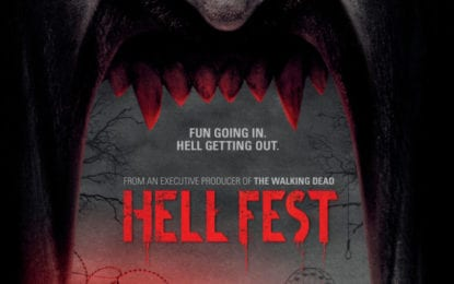 MOVIE REVIEW: 'Hell Fest' or hell to sit through?