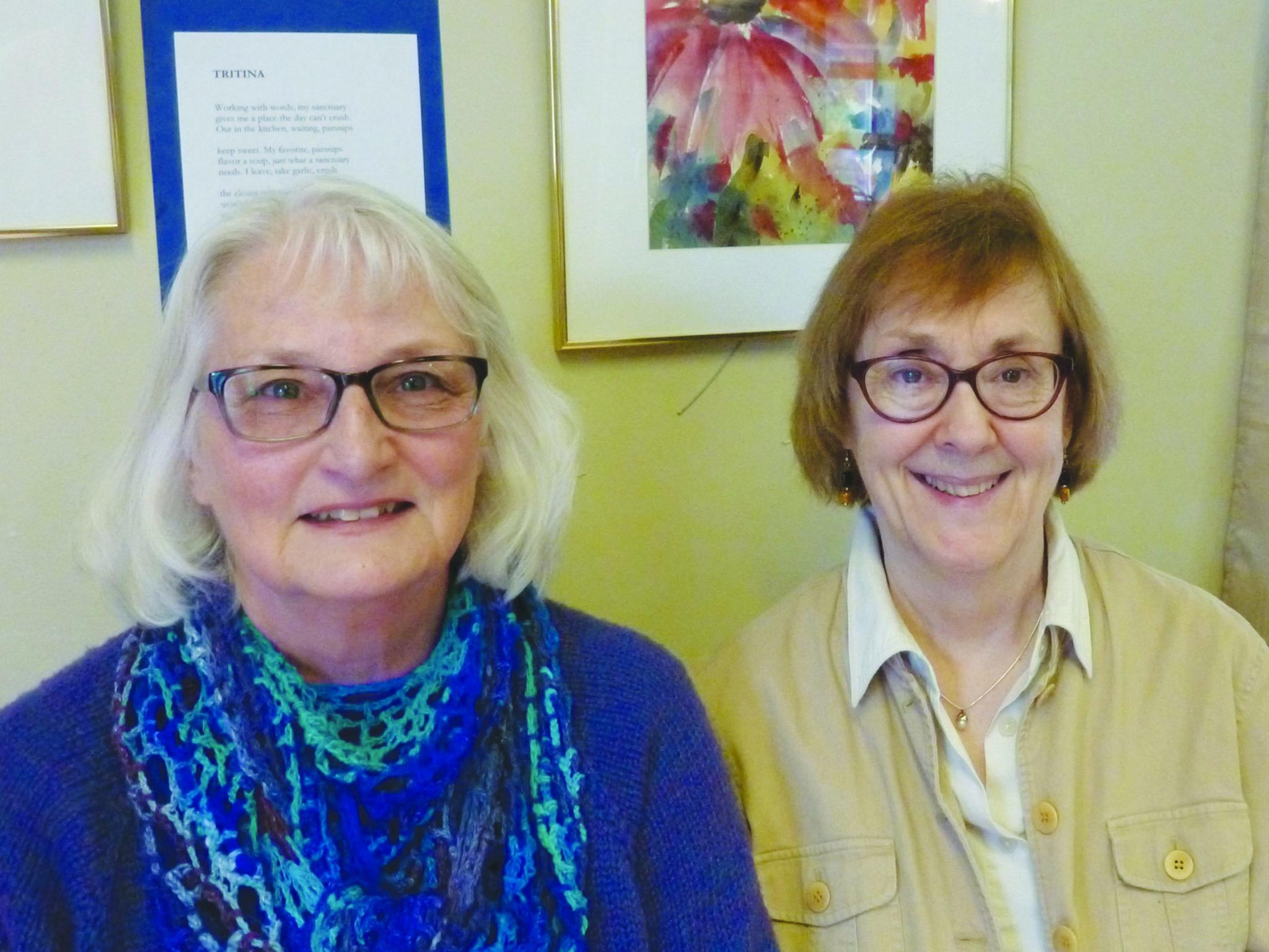 November at Maxwell Library