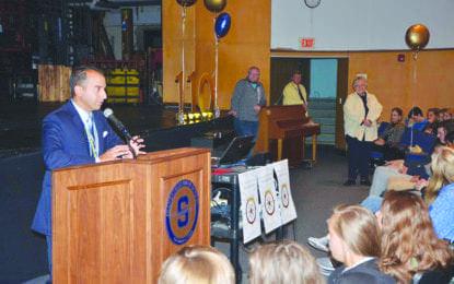 Skaneateles High School named Blue Ribbon Scholar School