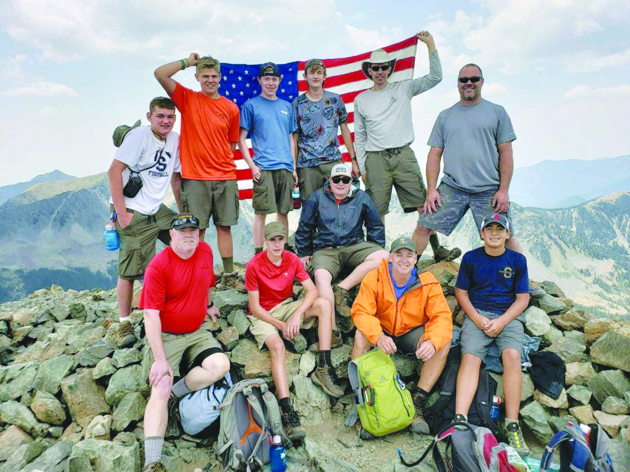Skaneateles area scouts spent part of summer in New Mexico