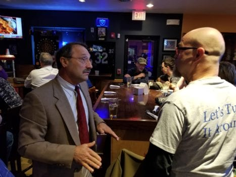 UPDATED: Salka defeats Magee for assembly seat, Magee not yet conceded