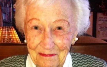 Jacqueline E. Andrews, 100
