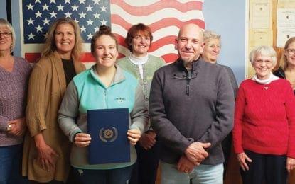 DeRoachie, Morgan honored on Veterans Day