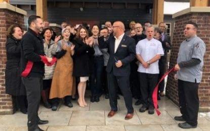 Craftsman Inn debuts new multi-million-dollar restaurant and bar