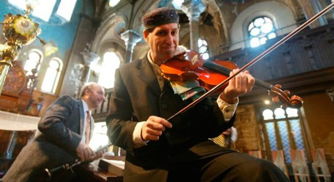 Klezmer band to play free concert in Syracuse