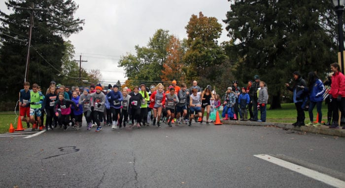 LETTER: Thanks for successful Pumpkin Run fundraiser