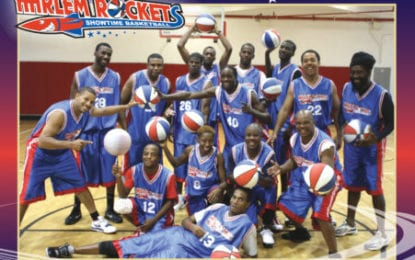 Harlem Rockets to play at ESM High School