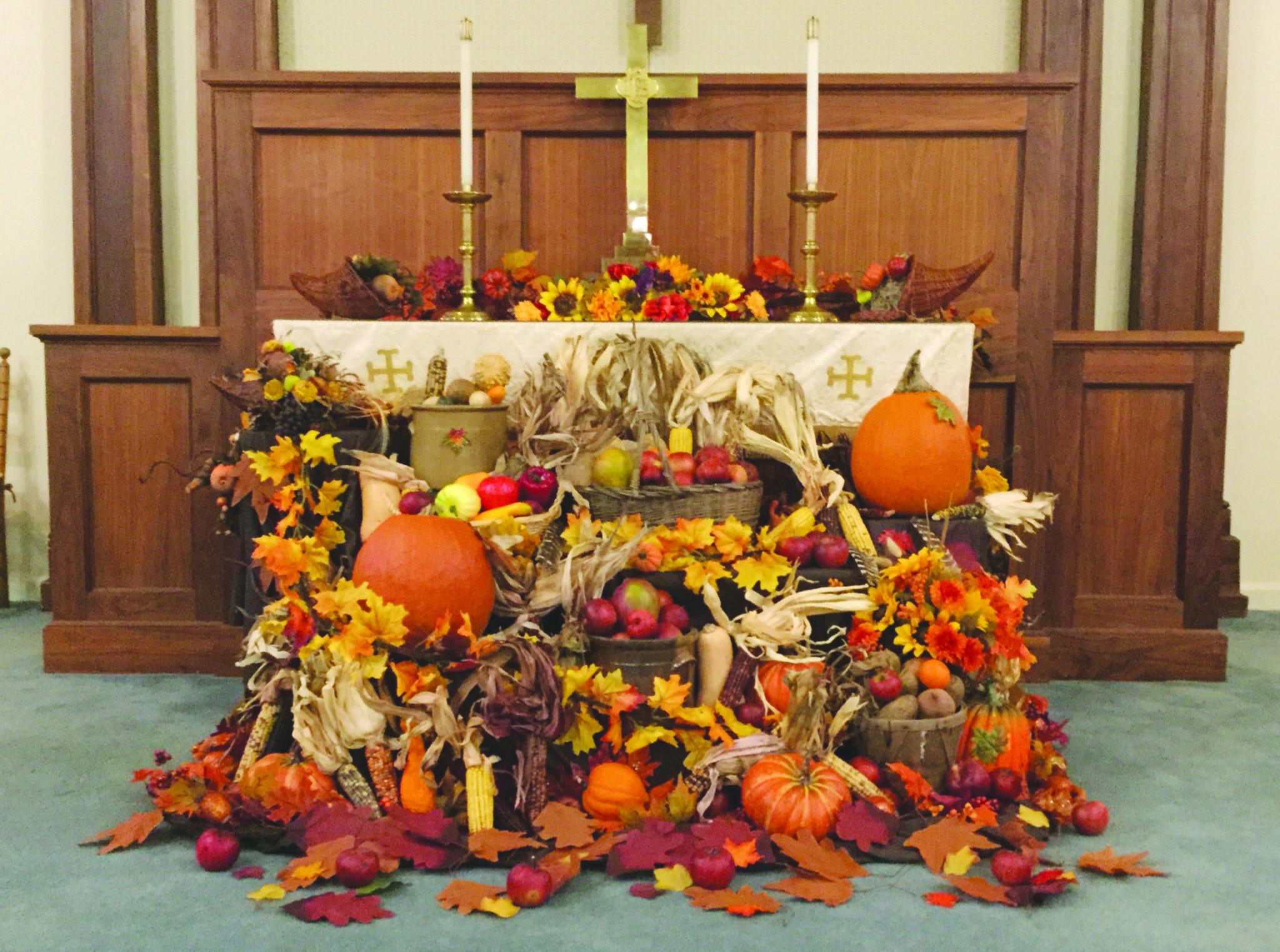 Community Thanksgiving service Nov. 18