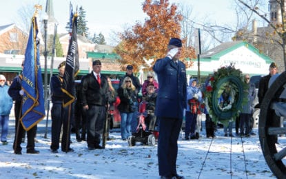 Post 88 to pay homage to veterans at 11 a.m. Sunday, Nov. 11