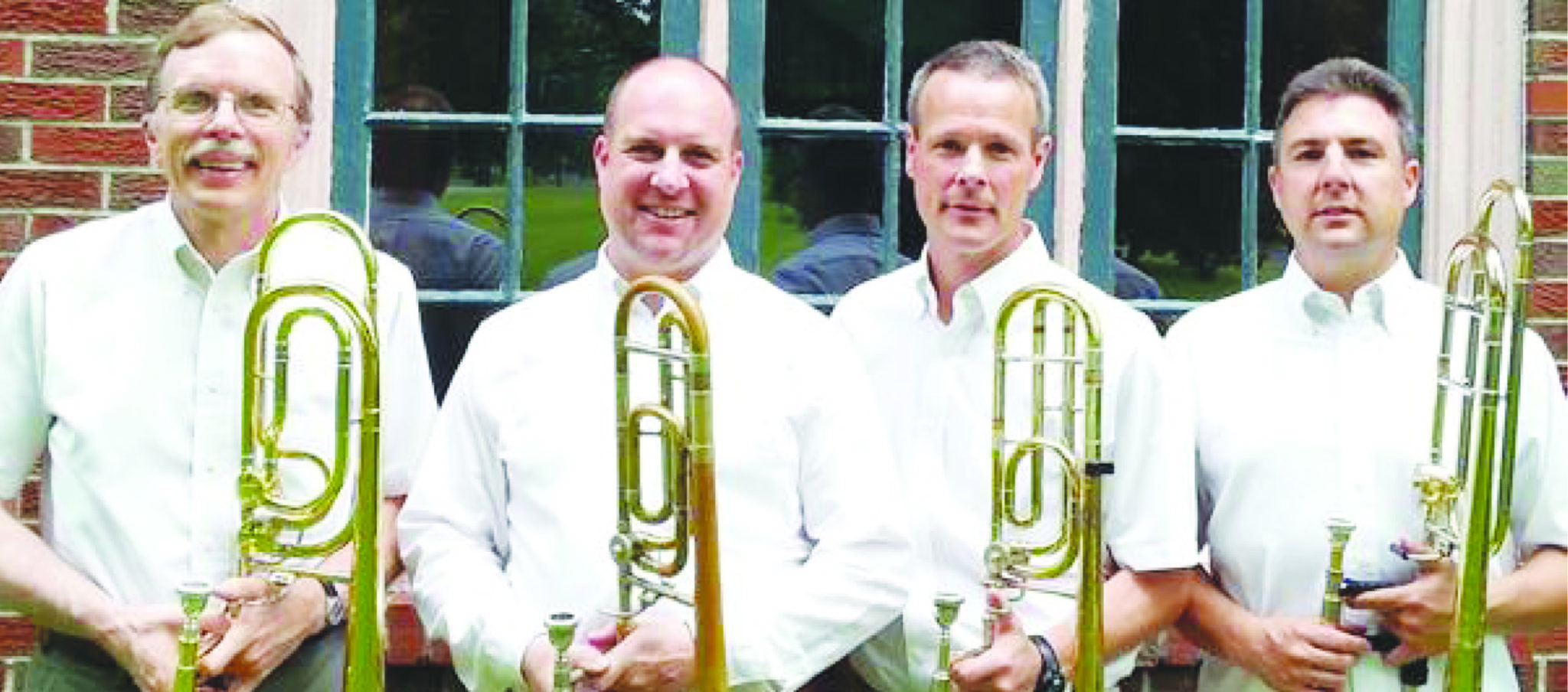 Brass Act to perform