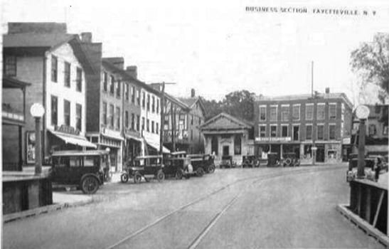 Fayetteville historic survey completed, consultant suggests expansion of historic district