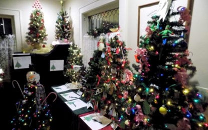 MHS to hold annual Festival of Miniature Trees