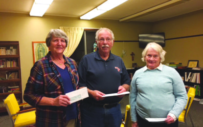 Golf tournament helps area food pantries