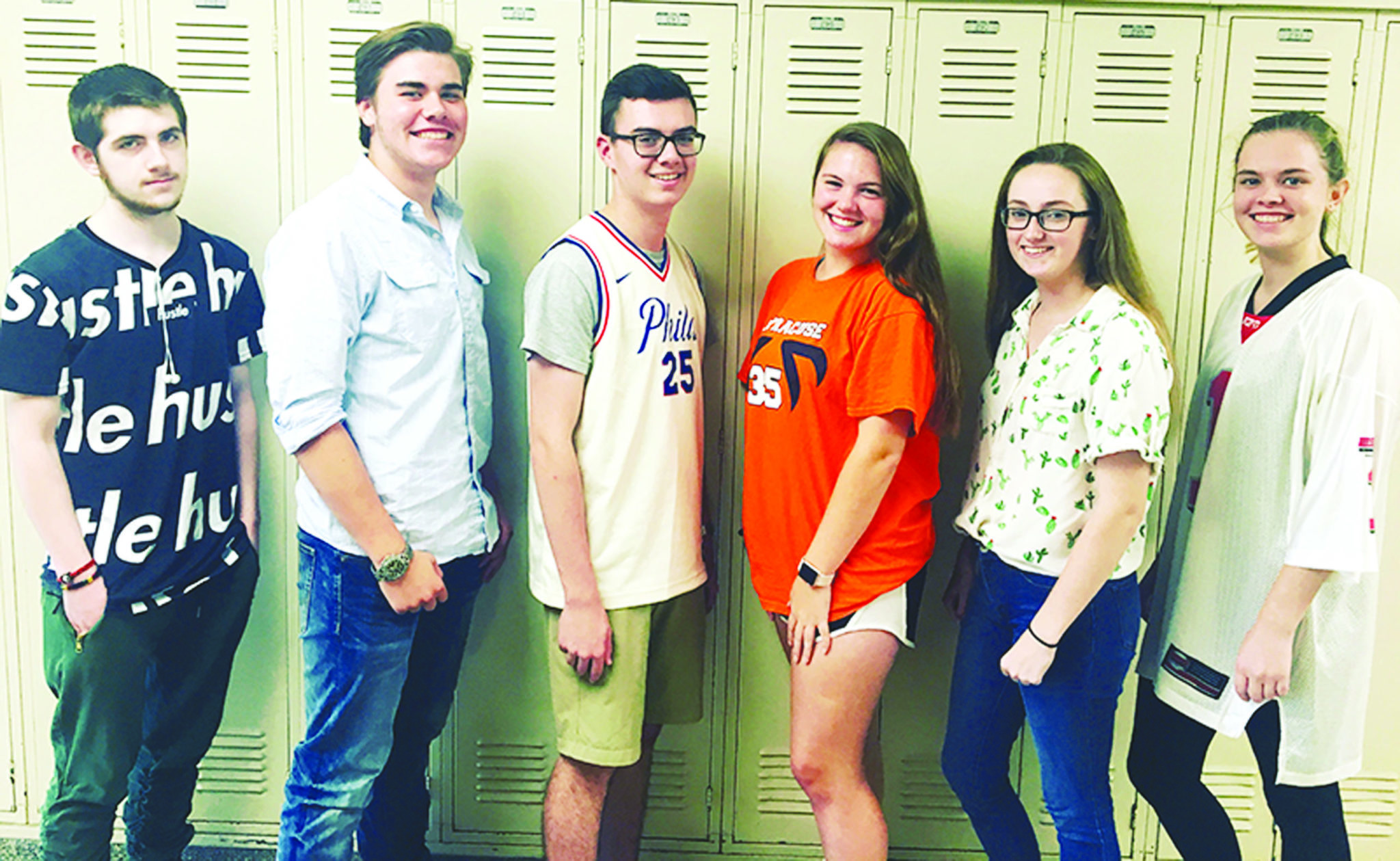 JE students get a head start on college